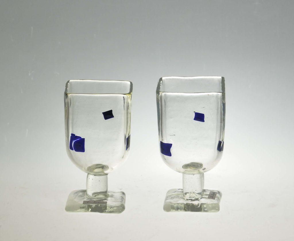 Klaasid, h 12 cm